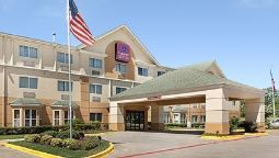Exterior view Comfort Suites North Dallas