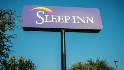 Exterior view Sleep Inn DFW North