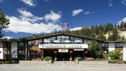 Exterior view Lobstick Lodge