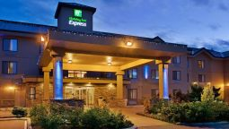 Exterior view Holiday Inn Express & Suites VERNON