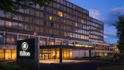 Exterior view Hilton Burlington