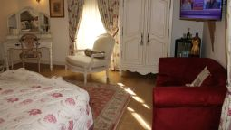 Junior-suite Hostellerie du Prieure Logis