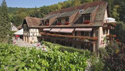 Exterior view Domaine Le Moulin Logis