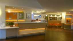 Reception Ibis Budget Limoges