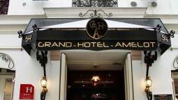 Exterior view Grand Hotel Amelot