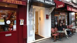 Exterior view Royal Bastille