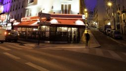 Exterior view Le Chat Noir