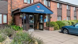 Buitenaanzicht TRAVELODGE RUGELEY