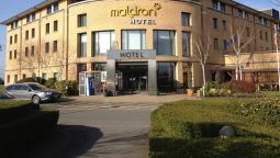 Buitenaanzicht Maldron Hotel Belfast International Airport