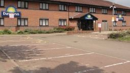 Exterior view Days Inn Warwick South M40 Welcome Break Service Area