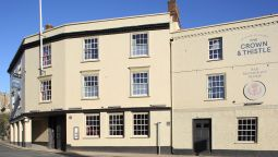 Hotel Crown and Thistle - Abingdon, Vale of White Horse
