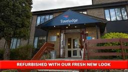 Exterior view TRAVELODGE DORKING