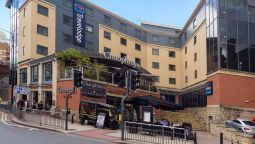 Exterior view TRAVELODGE LEEDS CENTRAL