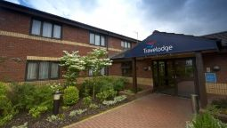 Exterior view Travelodge Cork Airport