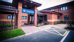 Exterior view Travelodge Waterford