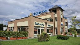 Vista esterna Tulip Inn Turin West
