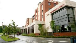 Exterior view Crowne Plaza DUBLIN AIRPORT