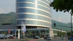 Buitenaanzicht Four Points By Sheraton Panoramahaus Dornbirn
