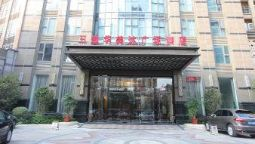 Exterior view Meilun Hotel Fuzhou Formerly Ramada Plaza