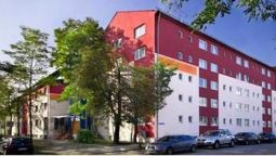 Buitenaanzicht Concept Living Munich Apartments