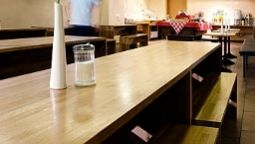 Ontbijtzaal Smart Stay Hostel Munich City