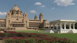 Exterior view UMAID BHAWAN PALACE