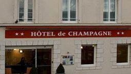 Hotel Champagne - Angers