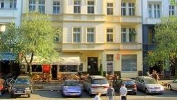 Buitenaanzicht City Guesthouse Pension Berlin