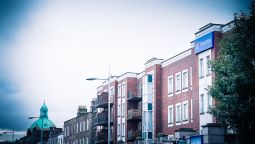 Buitenaanzicht Rathmines Travelodge Dublin City Centre