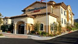 Exterior view TownePlace Suites Thousand Oaks Ventura County