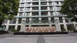 Exterior view Rayfont Celebrity Hotel & Apartment Shanghai