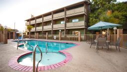BW PLUS FOREST PARK INN - Gilroy (California)