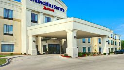 Exterior view SpringHill Suites Ardmore