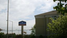 Exterior view Candlewood Suites HARRISONBURG
