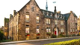 Exterior view Edinburgh City