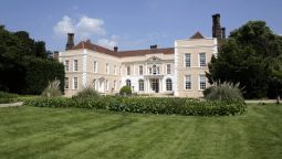Buitenaanzicht Hintlesham Hall