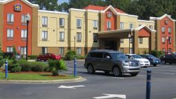 Exterior view Best Western Richmond Hill Inn