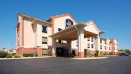 Exterior view BEST WESTERN PLUS MIDWEST CITY