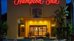 Exterior view Hampton Inn- Key Largo FL