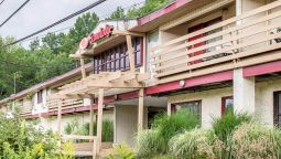 Buitenaanzicht Econo Lodge Clarks Summit