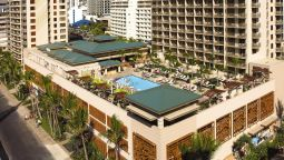 Exterior view Embassy Suites by Hilton Waikiki Beach Walk