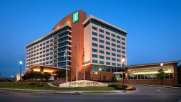 Exterior view Embassy Suites by Hilton Huntsville Hotel - Spa