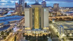 Exterior view Embassy Suites by Hilton Tampa Downtown Convention Center