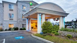 Exterior view Holiday Inn Express BRANFORD-NEW HAVEN