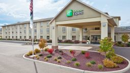 Buitenaanzicht Holiday Inn Express BLOOMSBURG