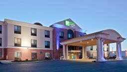 Buitenaanzicht Holiday Inn Express & Suites CONCORDIA US81