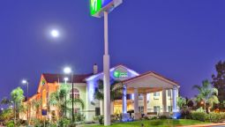 Buitenaanzicht Holiday Inn Express DELANO HWY 99