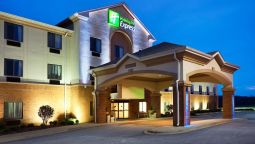 Exterior view Holiday Inn Express FOREST CITY