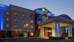 Buitenaanzicht Holiday Inn Express & Suites MIDDLEBORO RAYNHAM