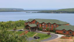 Exterior view Holiday Inn Express MUNISING-LAKEVIEW